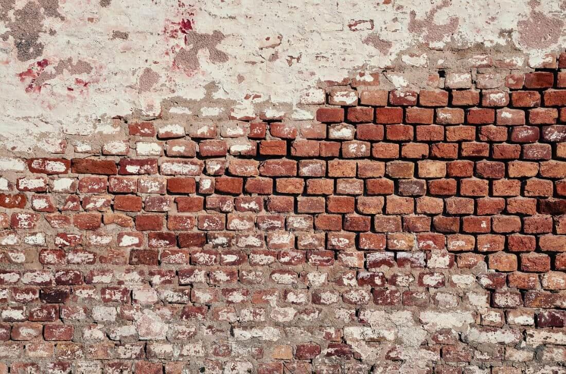 Come intonacare un muro vecchio