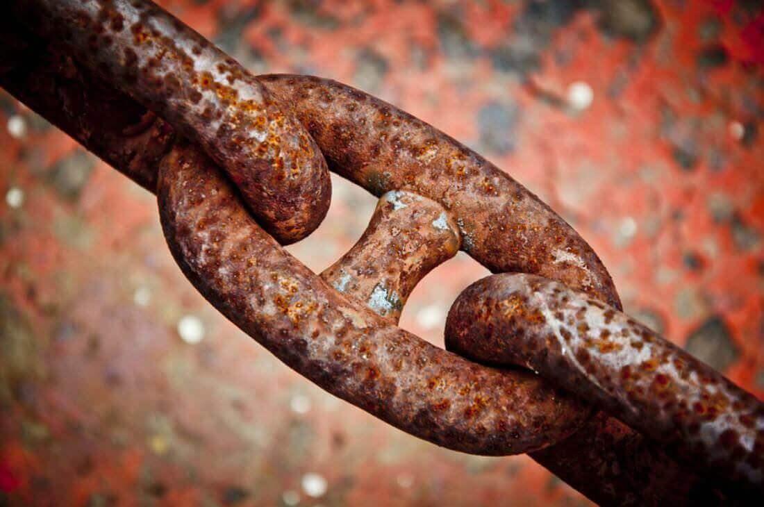 Ringhiere In Ferro Usate togliere la ruggine dal ferro: come risolvere questo problema