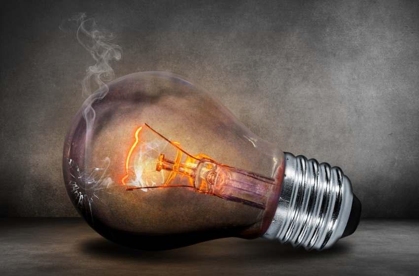 Come cambiare una lampadina?
