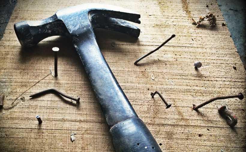 Come inchiodare il legno