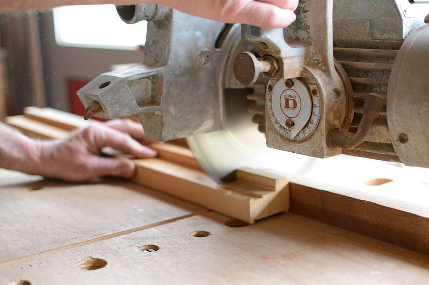 Come tagliare il legno