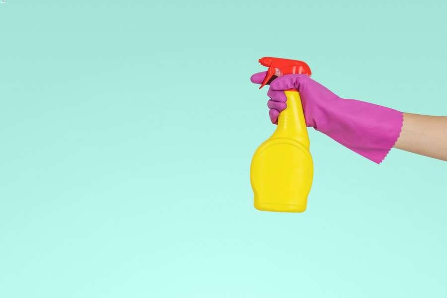 Come sanificare casa