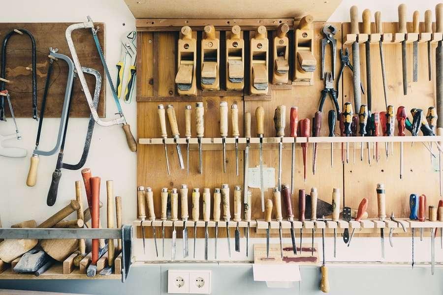 Come organizzare un garage officina