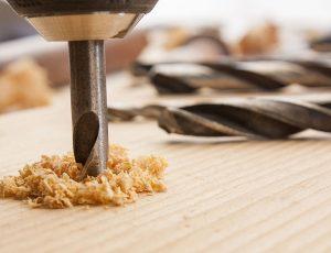6 tipi di punte trapano per legno