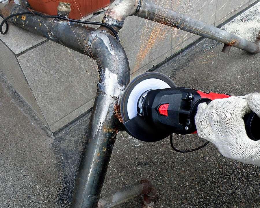 S&R - Dischi abrasivi con lamelle per smerigliatrice da usare su per Acciaio INOX.